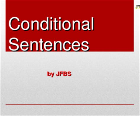 Conditionals If - Clauses: Type III - Learning English Online